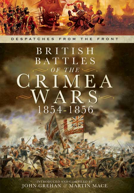 British Battles of the Crimean Wars 1854-1856