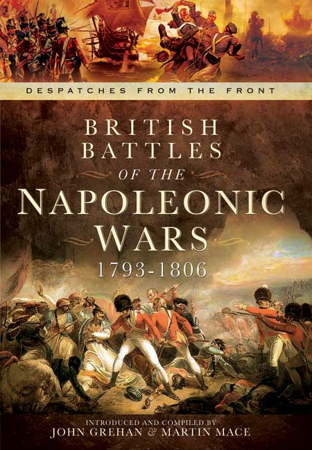 British Battles of the Napoleonic Wars 1793 - 1806