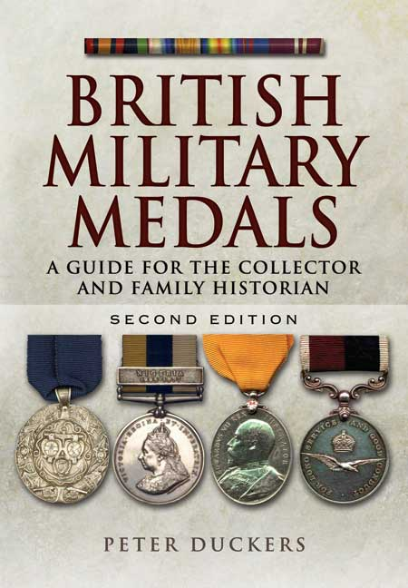 British Military Medals - Second Edition