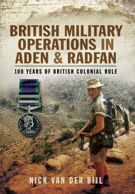 British Military Operations in Aden and Radfan