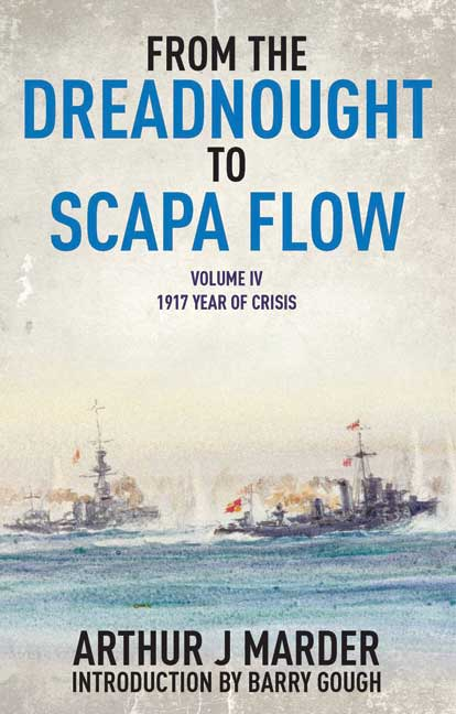 From the Dreadnought to Scapa Flow Volume IV