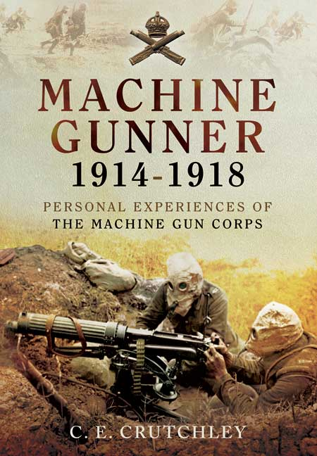 Machine Gunner 1914-18