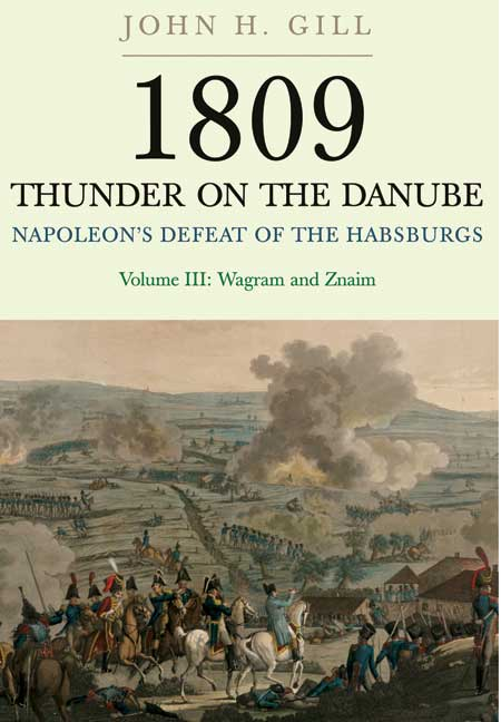 1809 Thunder on the Danube - Vol III