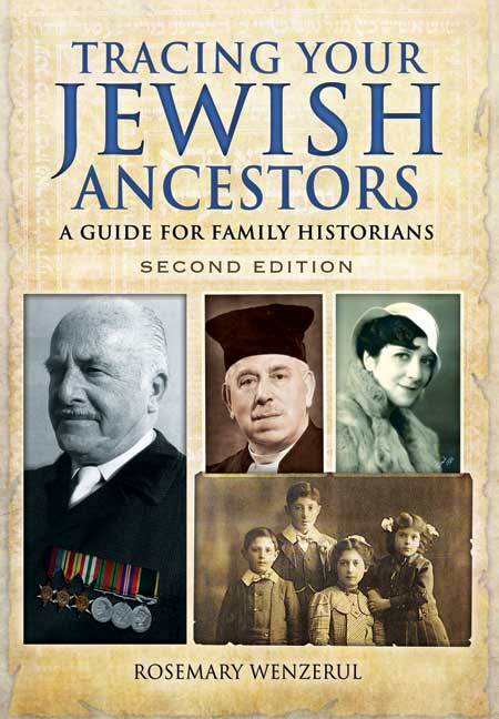 Tracing your Jewish Ancestors - Second Edition
