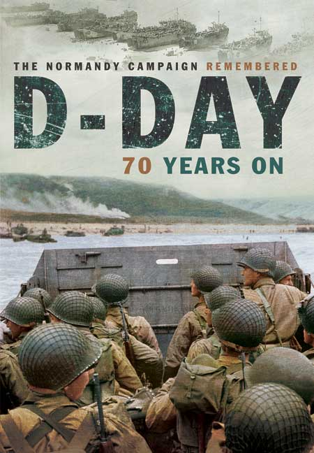 D-Day: 70 Years On - BOOKAZINE