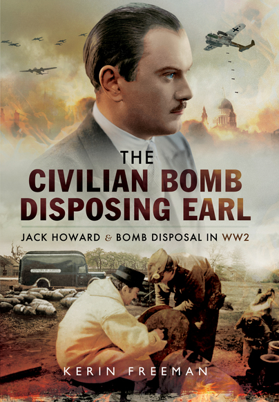 The Civilian Bomb Disposing Earl