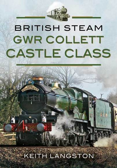 British Steam: GWR Collett Castle Class