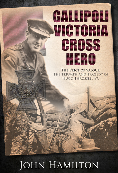 Gallipoli Victoria Cross Hero