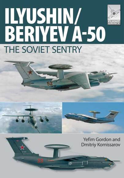 Flight Craft 6: Il'yushin/Beriyev A-50