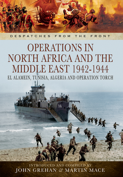 Operations in North Africa and the Middle East 1942–1944