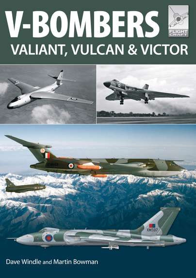 Flight Craft 7: V-Bombers - Valiant, Vulcan & Victor