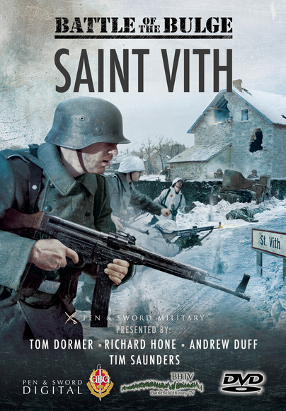 Battle of the Bulge - St Vith