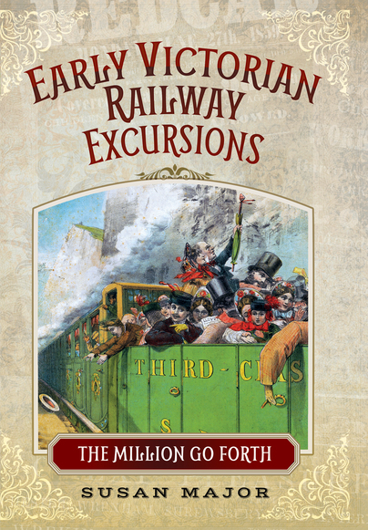Early Victorian Railway Excursions