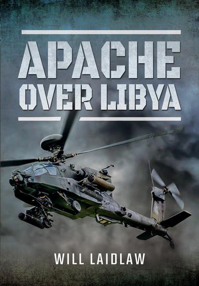 Apache over Libya