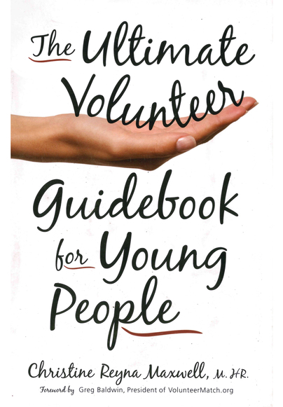 The Ultimate Volunteer Guidebook for Young People
