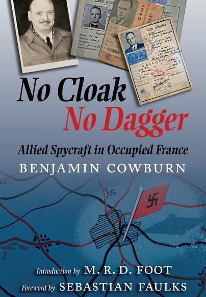 No Cloak, No Dagger