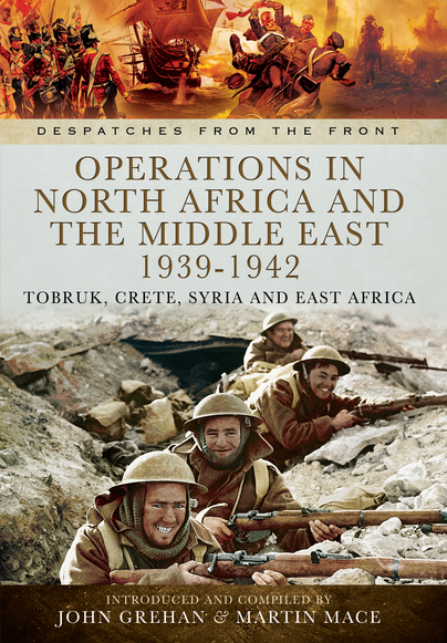 Operations in North Africa and the Middle East 1939-1942
