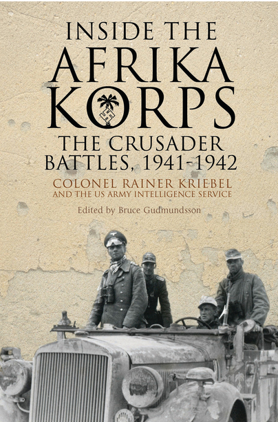 Inside the Afrika Korps