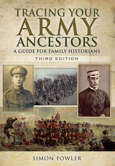Tracing Your Army Ancestors - Third Edition