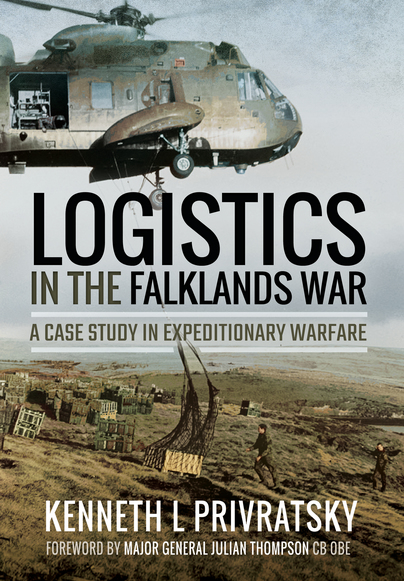 Logistics in the Falklands War