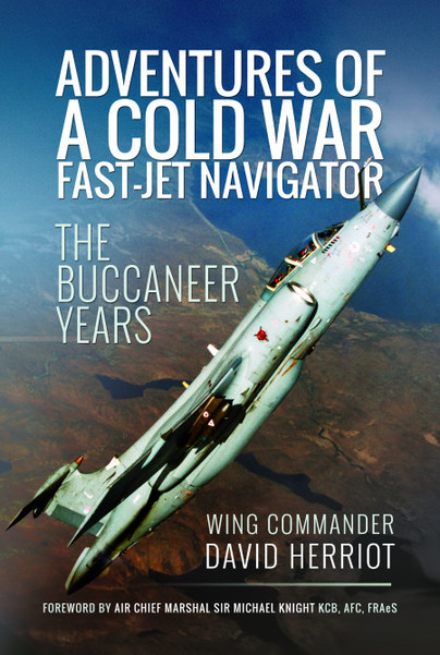 Adventures of a Cold War Fast-Jet Navigator