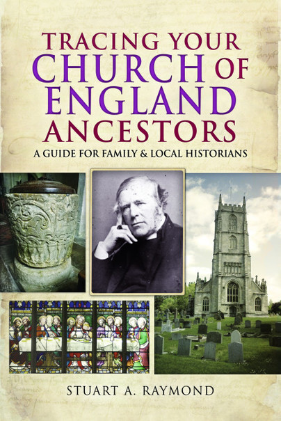 Tracing Your Church of England Ancestors