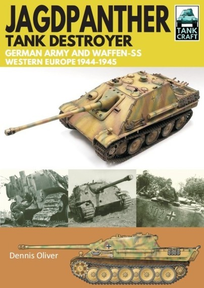 Tank Craft 8: Jagdpanther Tank Destroyer