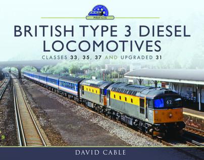 British Type 3 Diesel Locomotives