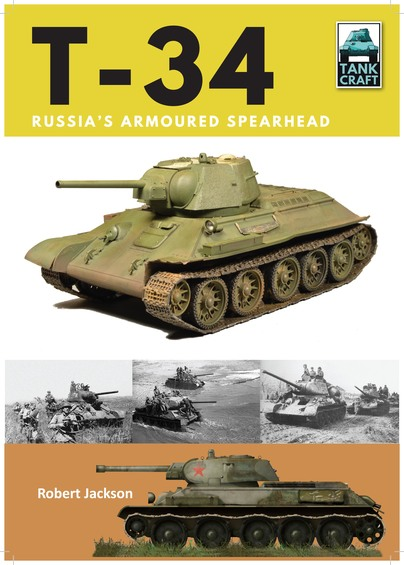 Tank Craft 5: T-34