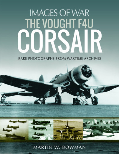 The Vought F4U Corsair