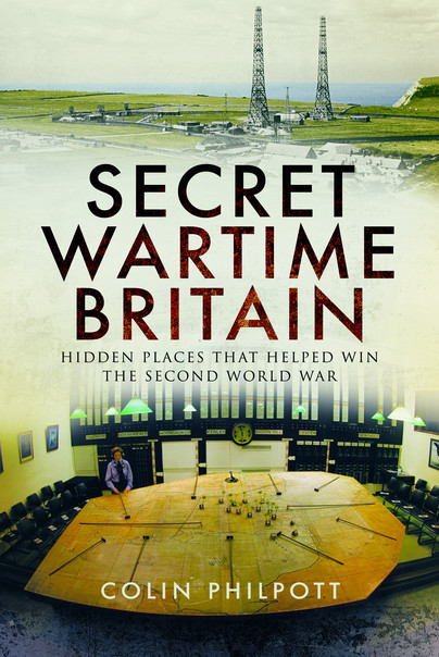 Secret Wartime Britain