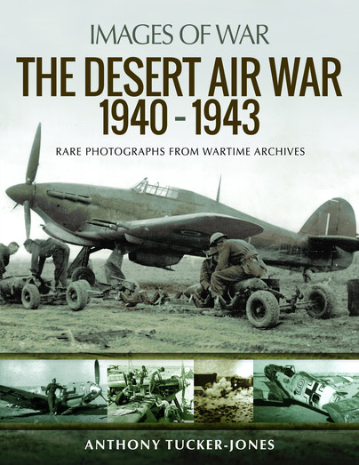 The Desert Air War 1940–1943
