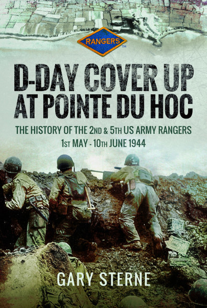 D-Day - Cover Up at Pointe du Hoc