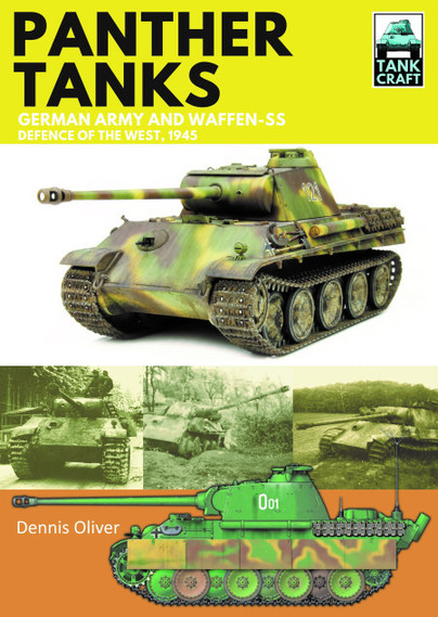 Panther Tanks: Germany Army and Waffen-SS