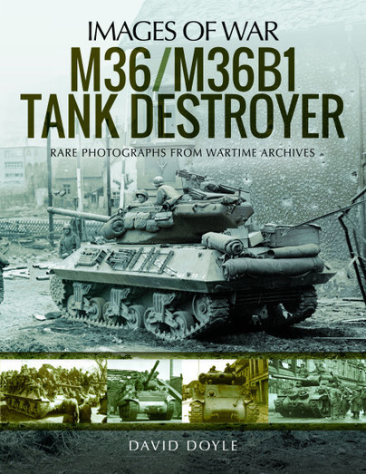 M36/M36B-1 Tank Destroyer