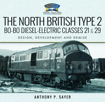 The North British Type 2 Bo-Bo Diesel-Electric Classes 21 & 29