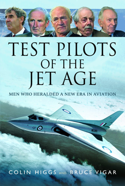 Test Pilots of the Jet Age