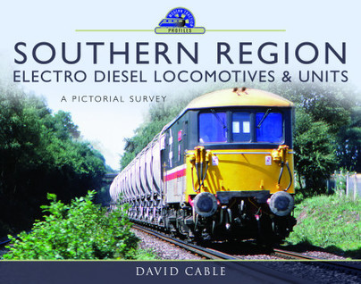 Southern Region Electro Diesel Locomotives and Units