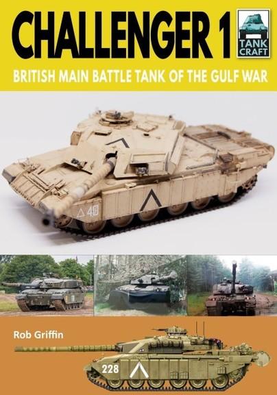 Tank Craft 21: Challenger 1