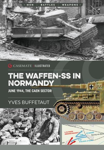 The Waffen-SS in Normandy