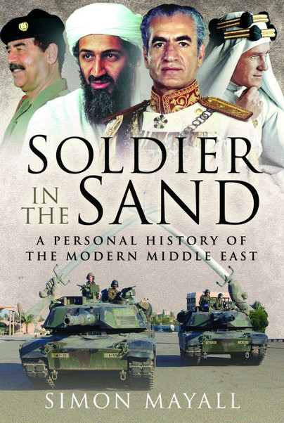 Soldier in the Sand