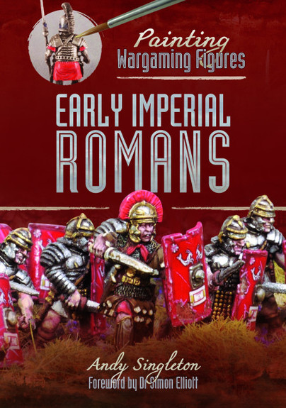 Painting Wargaming Figures – Early Imperial Romans