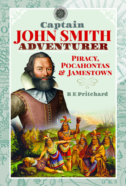 Captain John Smith, Adventurer