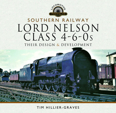 Southern Railway, Lord Nelson Class 4-6-0s