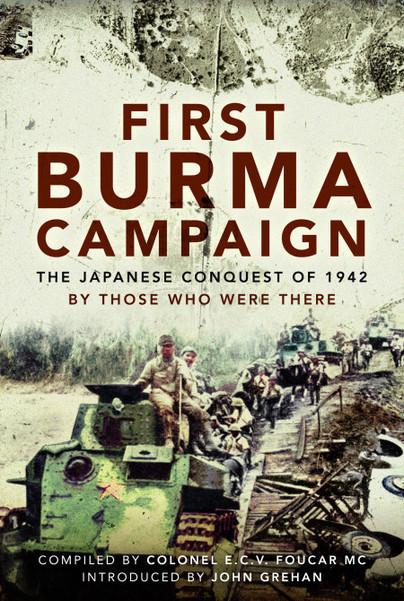 First Burma Campaign