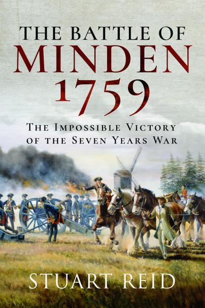 The Battle of Minden 1759