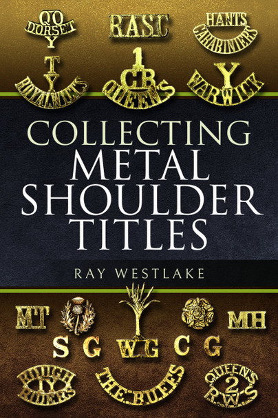 Collecting Metal Shoulder Titles