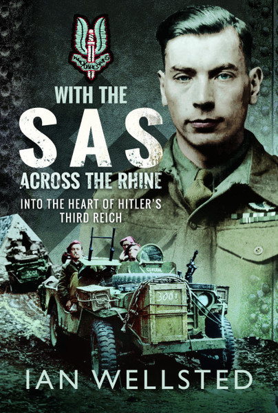 With the SAS: Across the Rhine