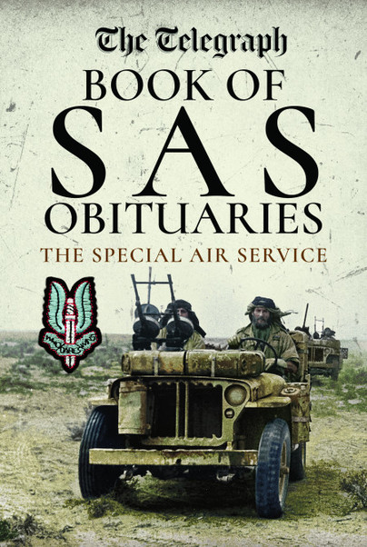 The Daily Telegraph - Book of SAS Obituaries