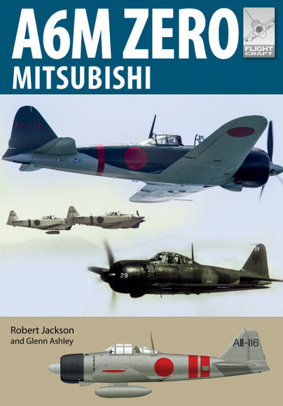 Flight Craft 22: Mitsubishi A6M Zero